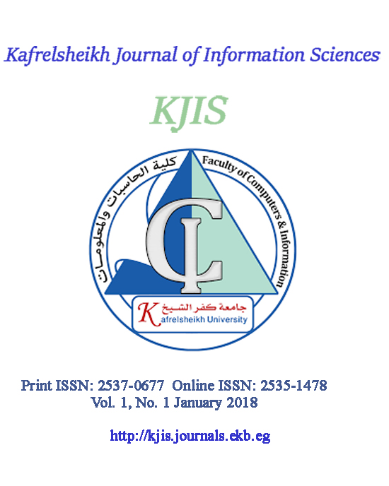 Kafrelsheikh Journal of Information Sciences